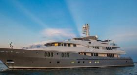 Motor Yacht Dream for charter