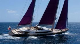 Motor Sailer Baracuda Valletta for charter