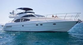 Motor Yacht Johngina Eleanna for charter