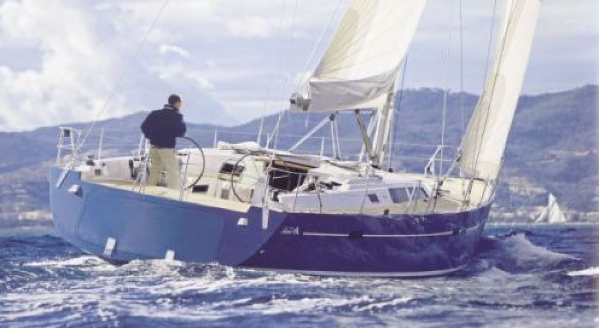 Sailing Yacht Yannis 65 S for charter