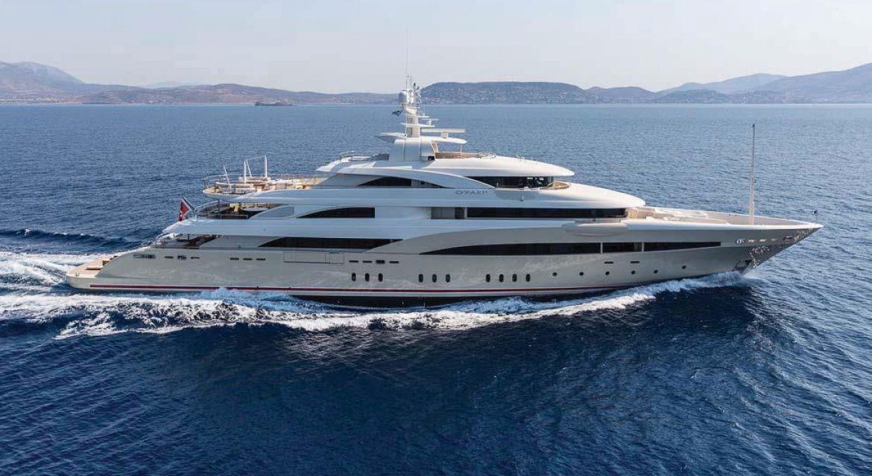 Yacht OPARI3 for Charter