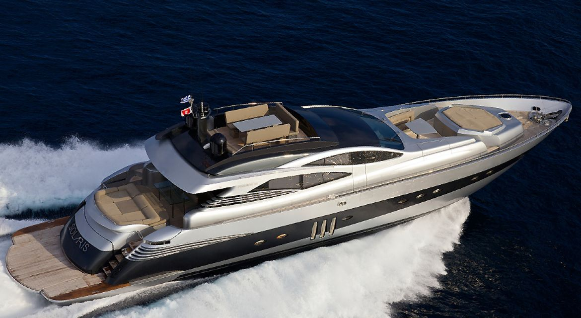 Motor Yacht Solaris  for charter
