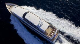 Motor Yacht Let it be for charter