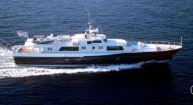 Motor Yacht Allahou for charter