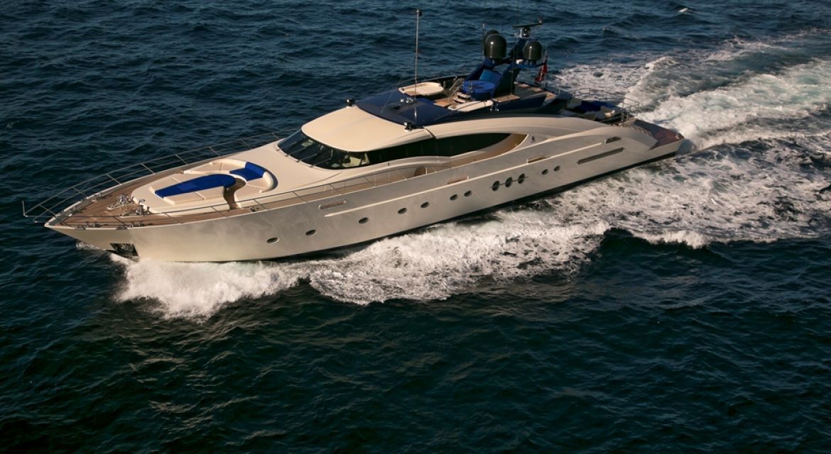 Motor Yacht Plus Too for charter