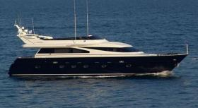 Motor Yacht Zoi for charter