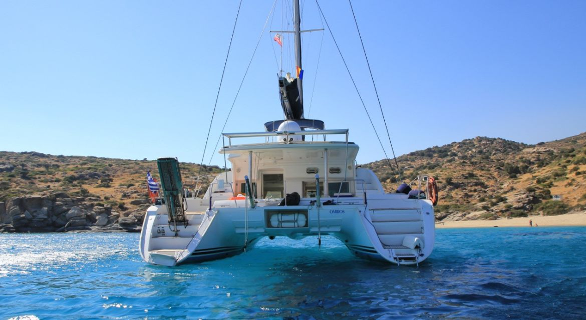 Yacht Lagoon 440 for Charter