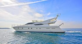 Motor Yacht Lady A for charter