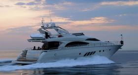 Motor Yacht X-treme for charter