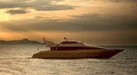 Motor Yacht Pandion for charter