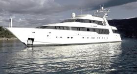 Motor Yacht OLeanna for charter