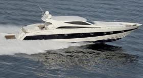 Motor Yacht A I for charter