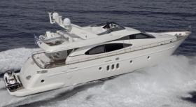 Motor Yacht Iris for charter
