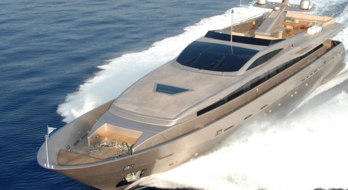 Yacht Aqua for Charter