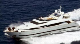 Motor Yacht Glaros for charter