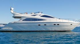 Motor Yacht Nell Mare for charter