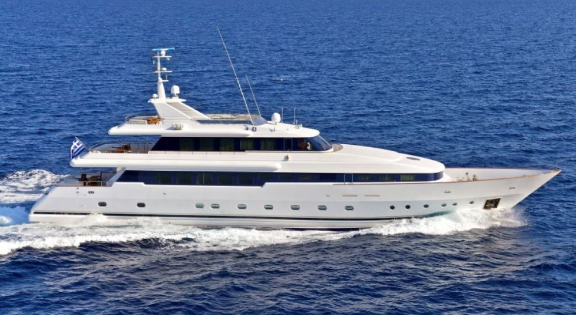 Motor Yacht Orion for charter