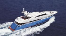 Motor Yacht Barents Sea for charter