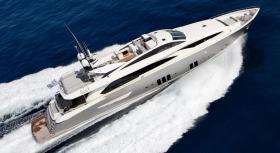 Motor Yacht Dragon for charter