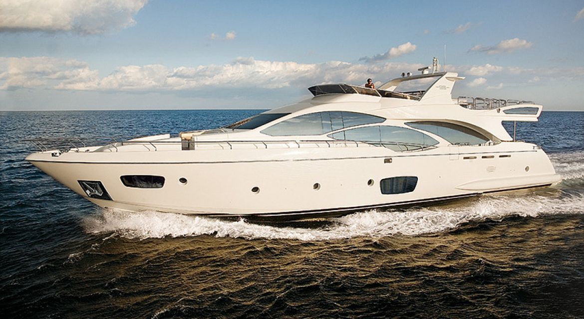 Yacht Jester for Charter