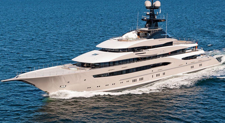 Yacht Kismet II for Charter