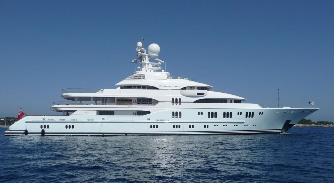 Yacht TV  for Charter