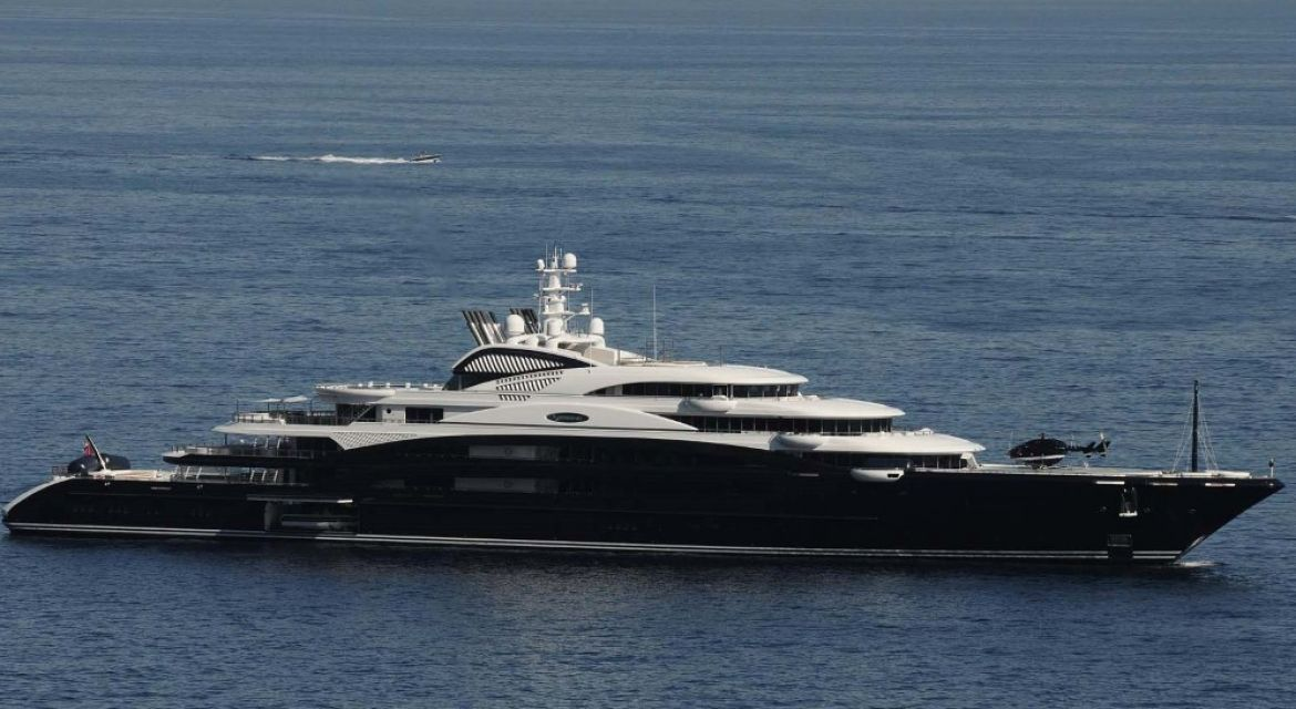 Motor Yacht Topaz For Charter In Австралия Yachting