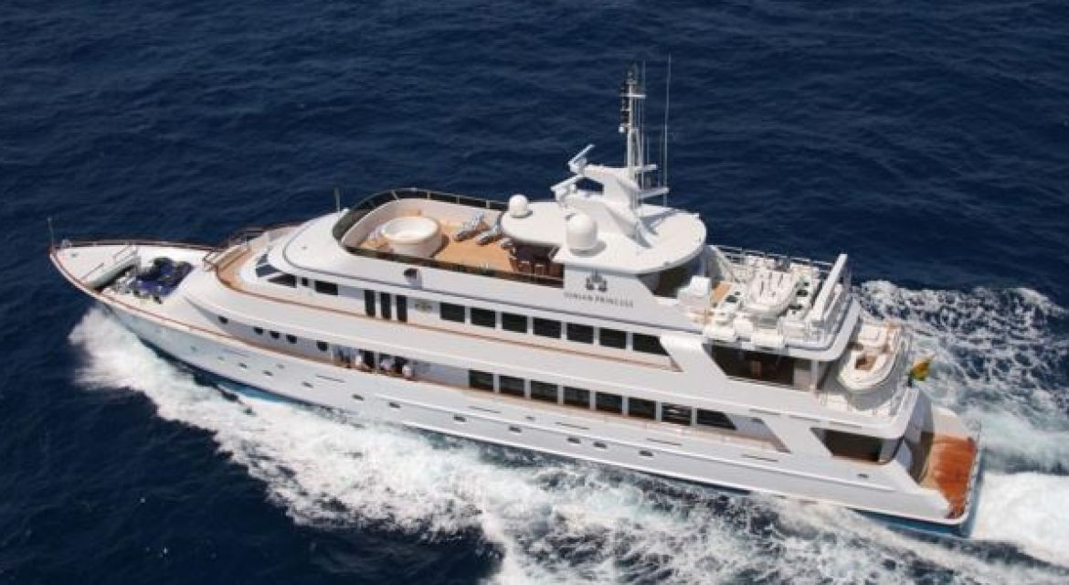 Yacht Ionian Princess for Charter