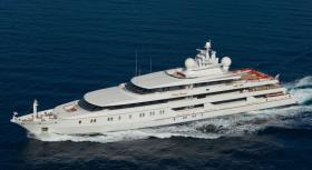 Motor Yacht Indian Empress for charter