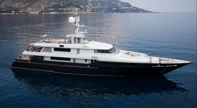 Yacht Mariu for Charter