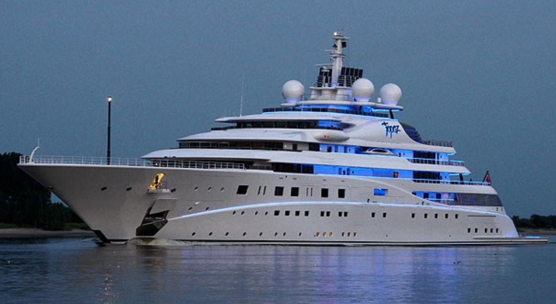 Motor Yacht Topaz for charter