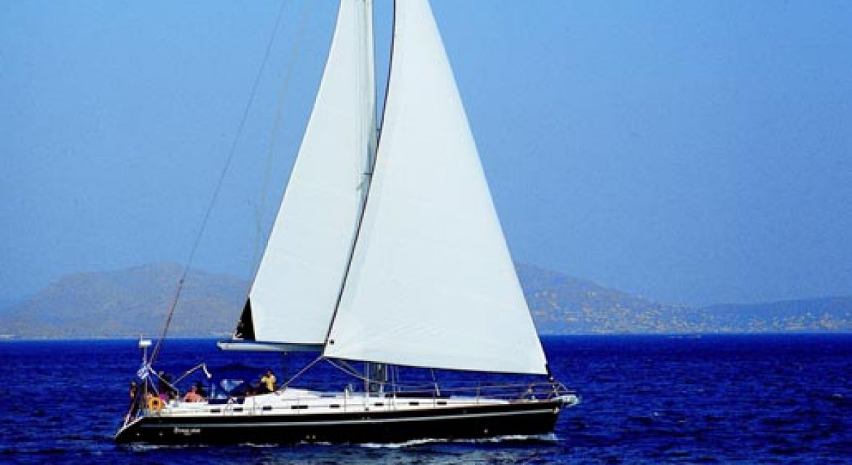 Sailing Yacht Callisto for charter
