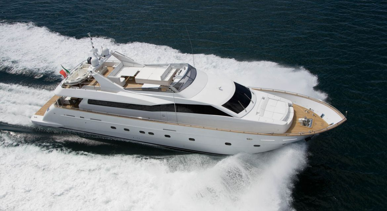 Motor Yacht Gioe I for charter