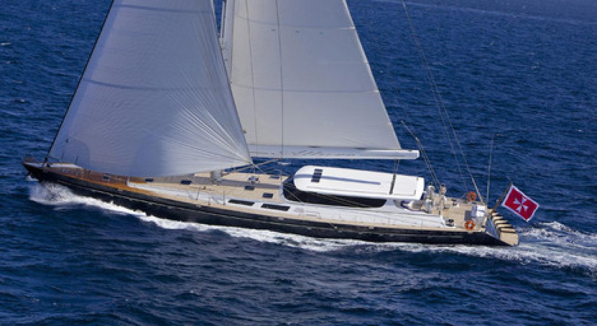 Yacht Allure for Charter