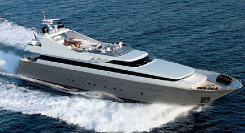 Motor Yacht Kintaro for charter