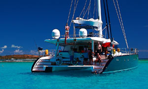 Catamarans for charter by Yachting Alliance