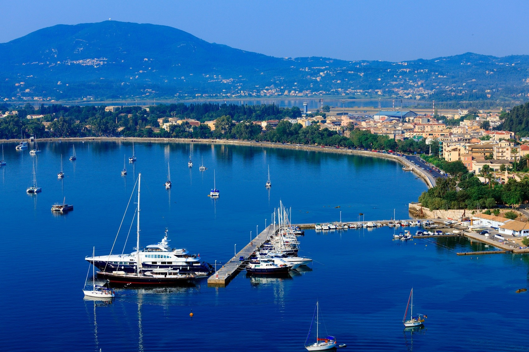 Corfu as Yacthing Destination