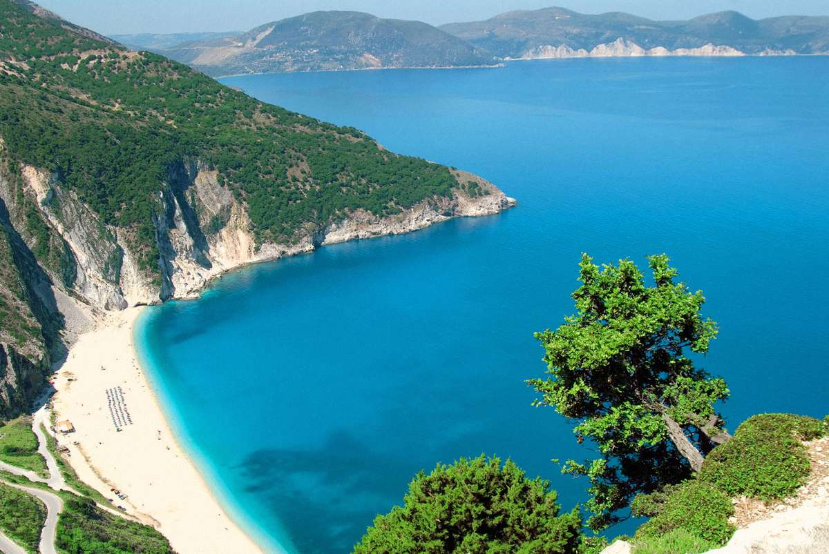 Kefalonia as Yacthing Destination