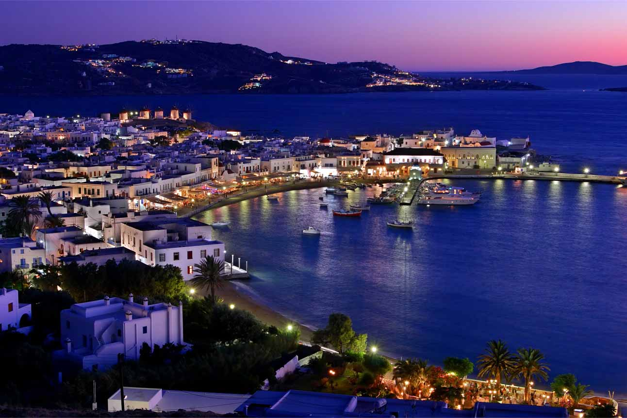 Mykonos as Yacthing Destination