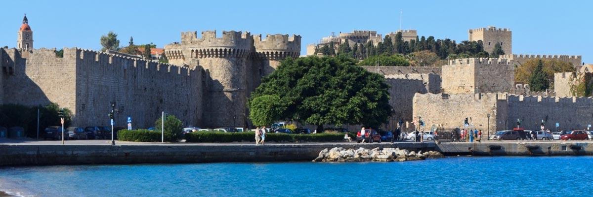 Rhodes as Yacthing Destination