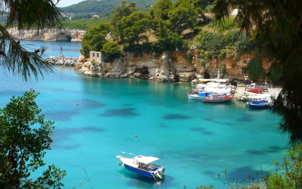 Featured Itinerary Sporades 10 days - by: yachtingalliance.com