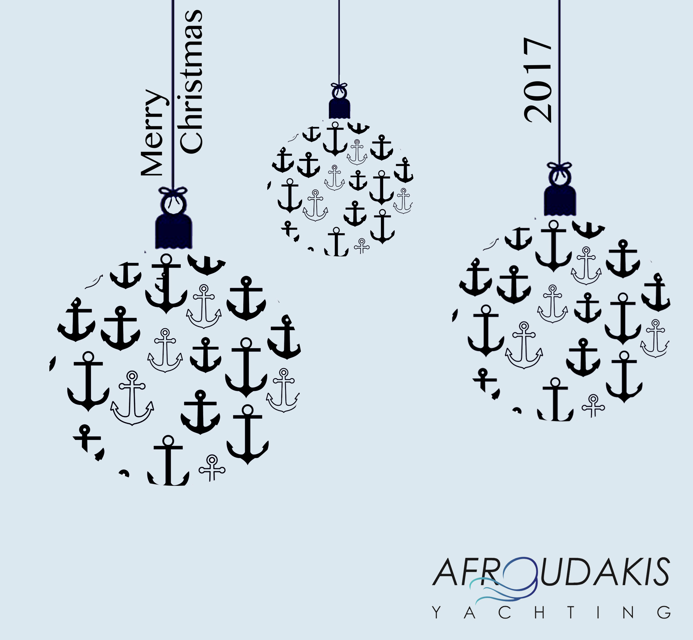 Season Greetings Afroudakis Yachting