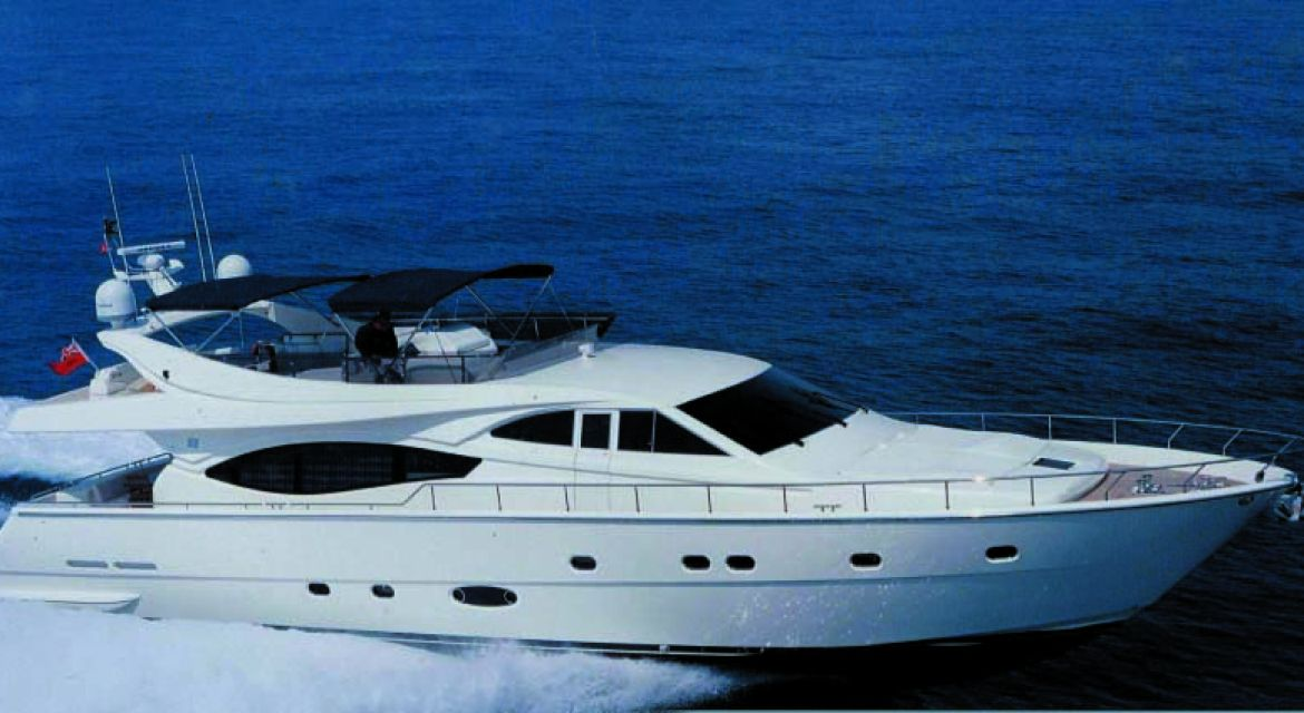 Featured Yacht Amor - by: yachtingalliance.com