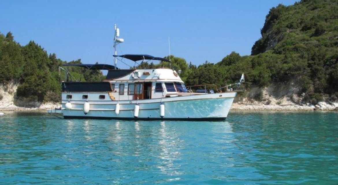 1|Motor Yacht CL Marine Corp for sale