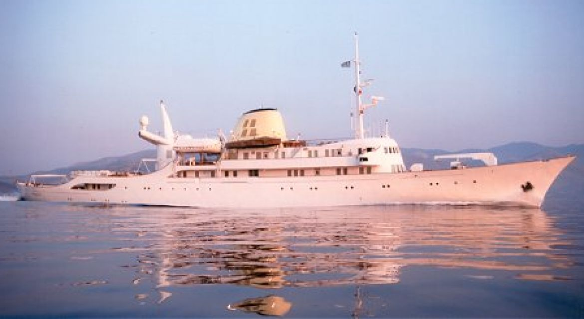 1|Motor Yacht Christina O for charter