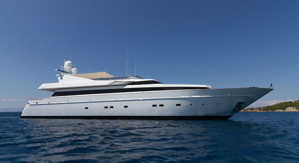 Yacht Mabrouk for charter - yachtingalliance.com