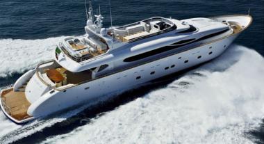 Motor Yacht yacht Maiora 35Dp for charter