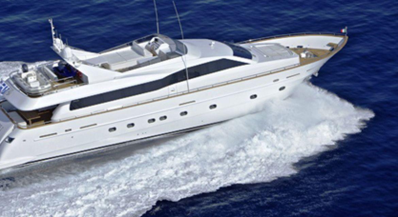 Yacht Technomar 100 for sale - by yachtingalliance.com