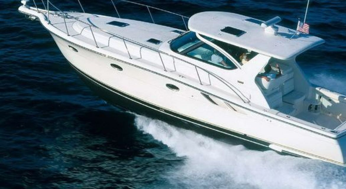 Yacht Tiara 38 for sale - by yachtingalliance.com