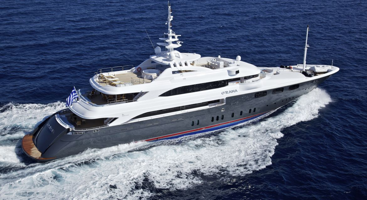 Yacht Mia Rama for charter - yachtingalliance.com